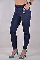 Джинсы-стрейч женские с карманами (SL309641) | 6 пар