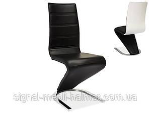 Купить кухонный стул H-669 signal (черный)