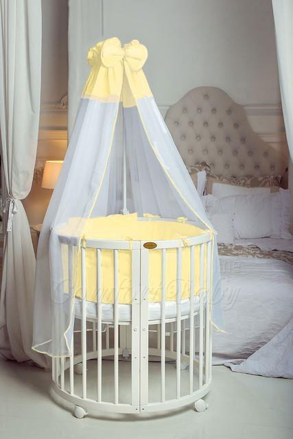 Балдахин для детской кроватки