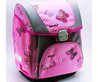 Ранец школьный Premium-B + твердый пенал + сумка для обуви Josef Otten