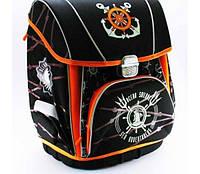 Ранец школьный Premium-D + твердый пенал + сумка для обуви Josef Otten