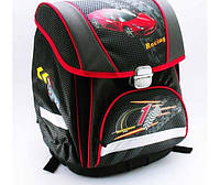 Ранец школьный Premium-F + твердый пенал + сумка для обуви Josef Otten