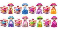 """Кукла """"Cupcake"""" 2125 (288шт/2) 8 видов,трансформер,запах,с аксесс,кукла 14см, в кор.10*10*10см"""