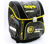 Ранец школьный Premium-Е + твердый пенал + сумка для обуви Josef Otten