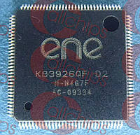 Мультиконтроллер ENE KB3926QF-D2 QFP