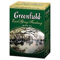 Чай  Greenfield  Earl Grey Fantasy листовой 100г.