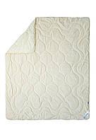 Одеяло двухстороннее махровое Cute 200х220 молочный SoundSleep