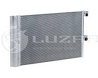 Радиатор кондиционера Luzar нового образца ВАЗ 2123, Нива - Шеви