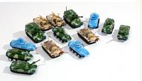 Набор танков 8869-31 (288шт) жел, 1:43, 12 шт, в д