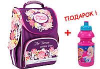 """Рюкзак школьный каркасный Flower dream  K17-501S-1, ТМ """"Kite"""""""