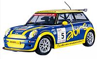 Машина на радиоуправлении Mini Cooper S 8111B,  машинка масштаб 1:20