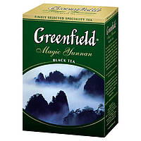 Чай  Greenfield Magic Yunnan листовой 100г.