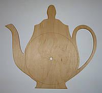 Заготовка для часов (чайник) 5582