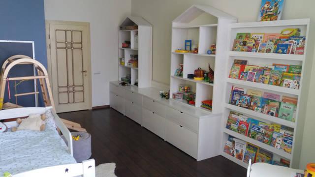 Мебель в детскую комнату 3