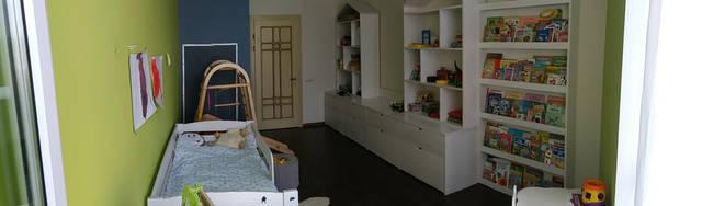 Мебель в детскую комнату 4