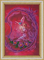Набор для вышивки бисером на холсте «Фея»