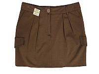 Artigli юбка бежевая (Италия)146 см