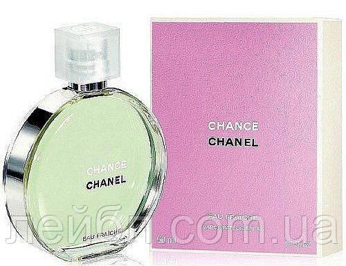 Тип запаха CHANEL CHANCE EAU FRAICHE  (наливные духи)