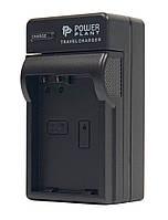 Сетевое зарядное устройство PowerPlant Nikon EN-EL14 Slim