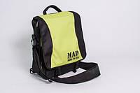 Женская спортивная сумка-рюкзак Mad PACE, черная