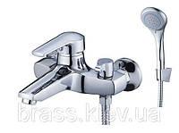 Смеситель на ванную, SIT3 короткий нос качественное переключение