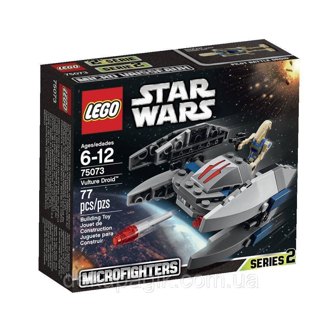 Lego Star Wars Дроид-Стервятник 75073