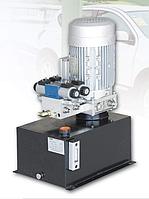 Электрогидравлика для системы автоматической парковки (Hydraulic Automatic Parking System)