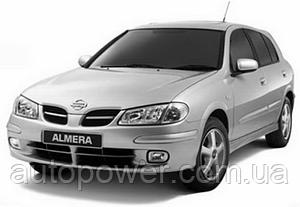 Фаркоп на Nissan Almera (N16) хетчбек 03/2000-2006