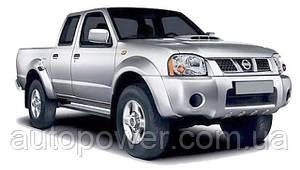 Фаркоп на Nissan NP300 пикап 2008-