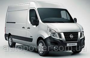 Фаркоп на Nissan NV400 (1 запаска) 2010-