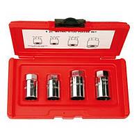 Комплект шпильковертов 4 предмета AmPro T75927
