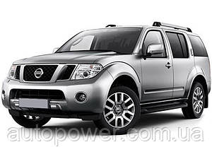 Фаркоп на Nissan Pathfinder 04/2005-
