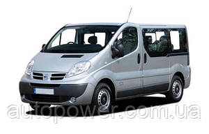 Фаркоп Nissan Primastar 09/2002-