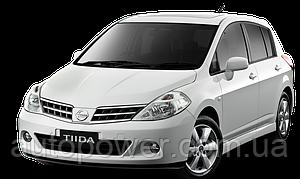 Фаркоп Nissan Tiida (С11) хетчбек 2004-2014