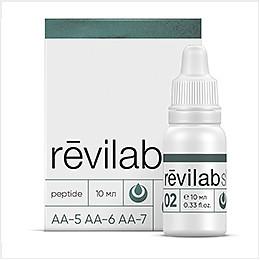 Пептидный комплекс Revilab SL № 02 - для нервной системы и глаза - Satori - интернет магазин для всей семьи в Днепре