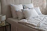 Одеяло Лебяжий пух Muse 172х205 зимнее SoundSleep, фото 3