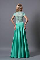 Шикарное платье в пол, фото 3