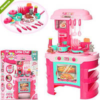 Детская кухня Little Chef 008-908, розовая