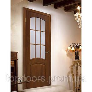 Полотно дверное шпонированое ТМ ОМИС Капри ПО, фото 2