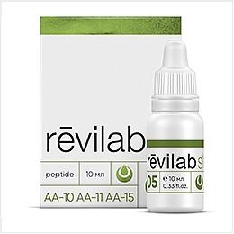 Пептидный комплекс Revilab SL № 05 - для желудочно-кишечного тракта - Satori - интернет магазин для всей семьи в Днепре