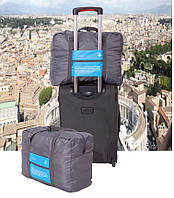 Сумка дорожная складная, Спортивная сумка, Сумка-трансформер для авиаперелетов