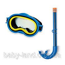 Набор маска трубка для плавания Intex 55942