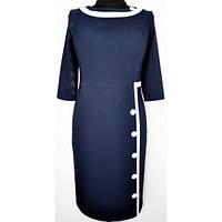 Элегантное женское платье больших размеров р.52