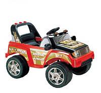 Детская машина электромобиль Джип S 628 с радиоуправлением BI