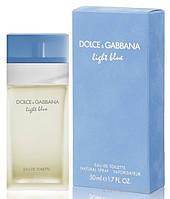 Тип запаха  Dolce And Gabbana LIGHT BLUE  (женские духи)