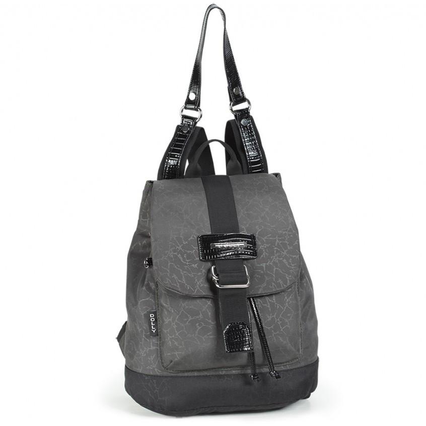 3b0705a2a144 Рюкзак Dolly 357 городской разные цвета плечевой ремень один отдел 26 см х  30 см х 13 см