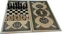 Шахматы, нарды 2 в 1 Sprinter 42 х 40 см
