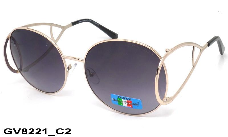 41e7a595370a Стильные солнцезащитные очки женские GV8221 C2 - Интернет-магазин