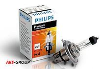 Автолампа PHILIPS Лампа H4 Premium CP 12V 60/55W 12342PRC1