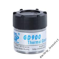 Термопаста GD900 термо-паста в баночке 30г